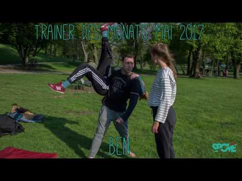 SPOVE Sportmotivation: Was ist Contact Improvisation? Trainer Ben erklärt