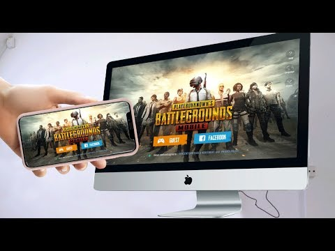 How To Mirror IPhone Display To MacBook And Play PUBG On Mac Full Screen FREE & Easy