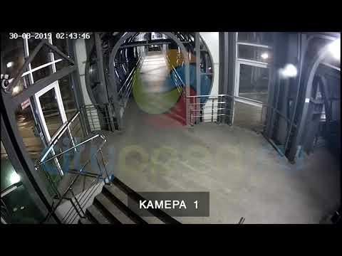 В Стерлитамаке подростки сломали камеры видеонаблюдения