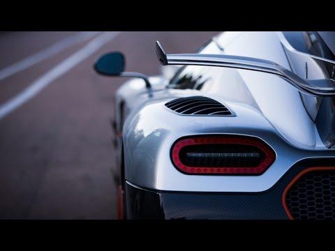 Los récords de aceleración y deceleración del Koenigsegg One:1