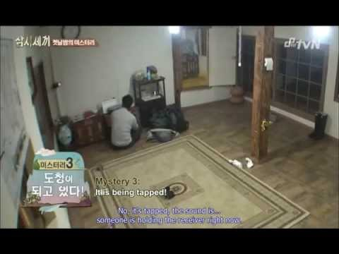 [English Subbed] Three Meals A Day~ Lee Seo Jin and Lee Seung Gi~ Clip~ 2014.10.17