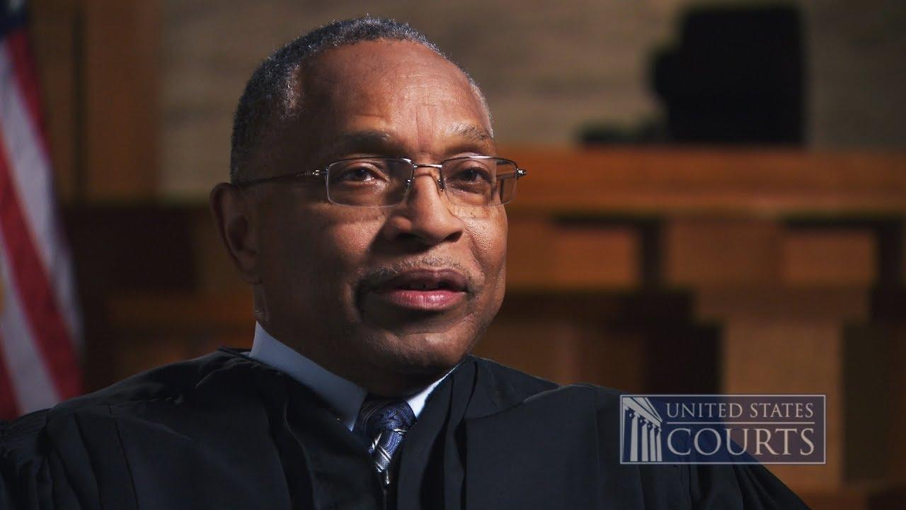 Pathways To The Bench U S District Court Judge Reggie