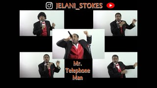 New Edition Mr. Telephone Man  A Cappella