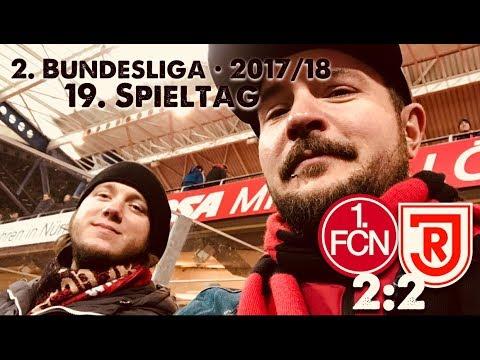19.Spieltag • 1.FC Nürnberg : SSV Jahn Regensburg