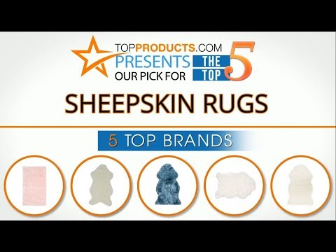 Best Sheepskin Rug Reviews 2017 – How to Choose the Best Sheepskin Rug