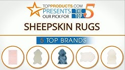 Best Sheepskin Rug Reviews 2017 - How to Choose the Best Sheepskin Rug