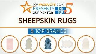 Best Sheepskin Rug Reviews 2017 – How to Choose the Best Sheepskin Rug