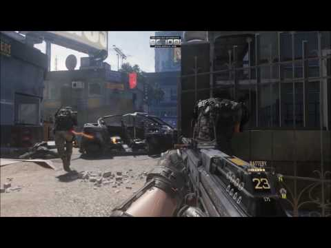 call of duty advanced warfare mission TRAFFIC LAGOS, NIGERIA PC gameplay