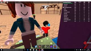 (FR) Roblox-Survive The Disasters:Episode 1