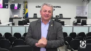 Sargento Laudo quer pagamento de insalubridade a agendes comunitários de saúde e outras demandas