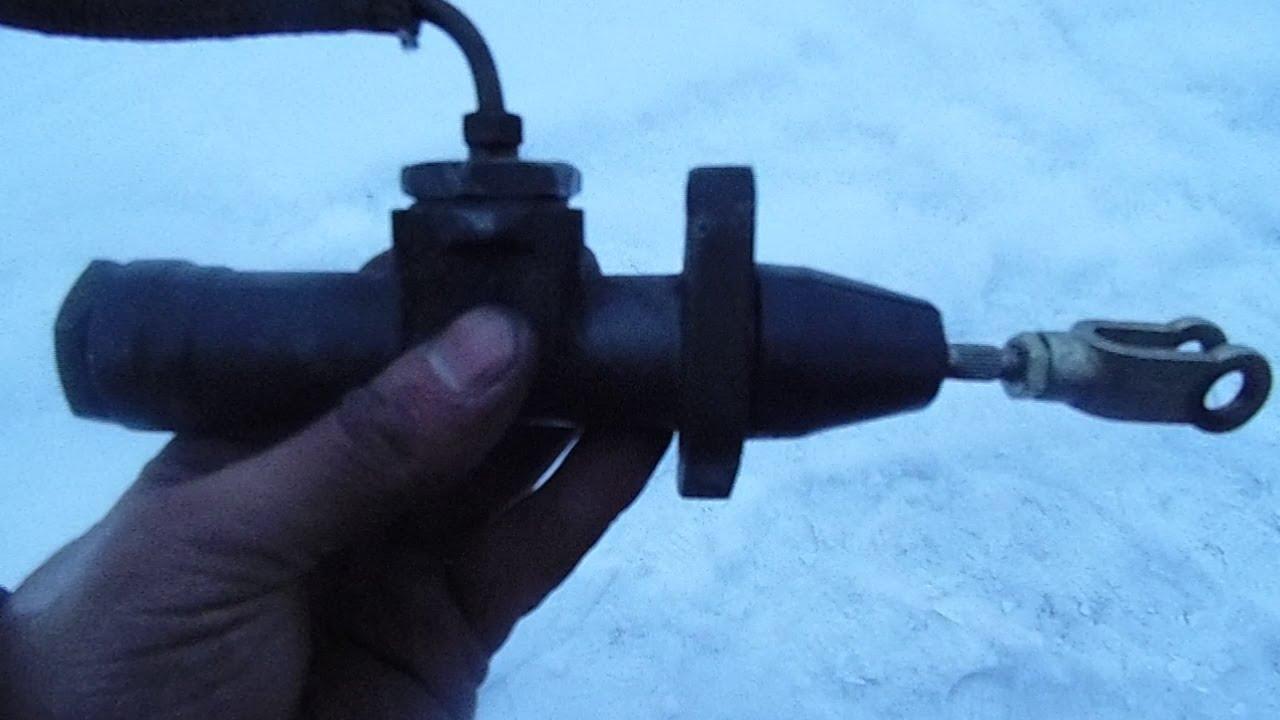 Ремонт главного цилиндра сцепления УАЗ