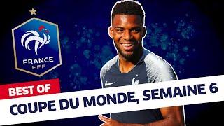 Équipe de France : Best Of des Bleus (semaine 6) I FFF 2018