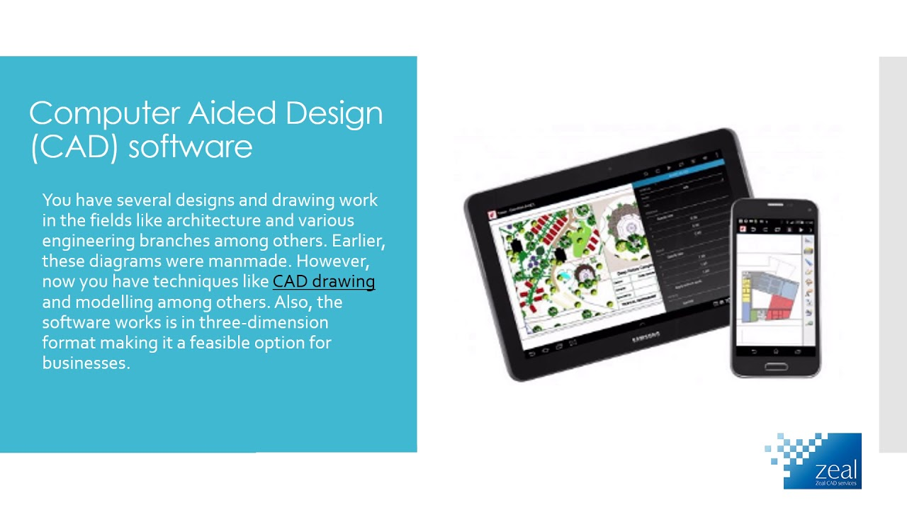 What are the benefits of 3D CAD Drawing?