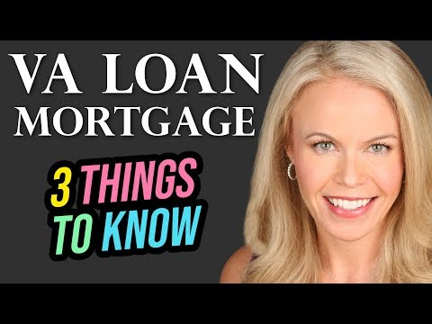 va-mortgage-loans---top-3-things-to-know