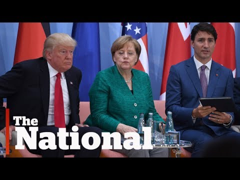 Divide between Trump and other G20 leaders