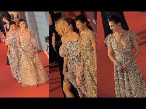 周秀娜 Chrissie Chau @ 第37屆香港電影金像獎頒獎典禮