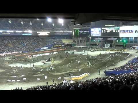 Montreal Supercross Racing