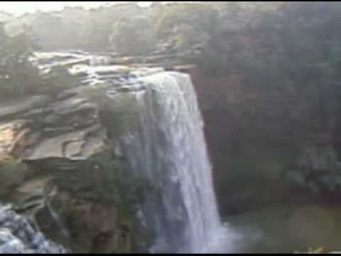 deepu at lakhaniya dari waterfall chunar THE PATALPAANI OF UP, 6