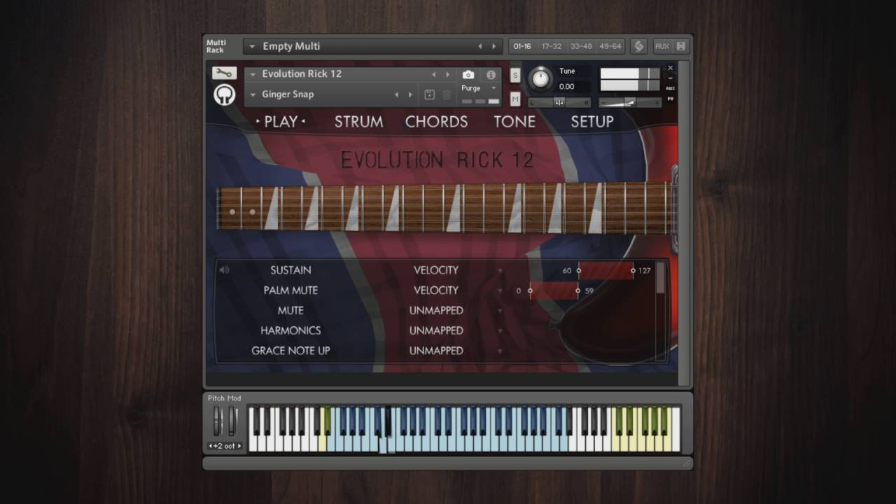 how to add library in kontakt 5.7 player
