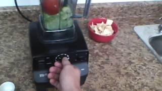 How To Make Guacamole In The Vitamix