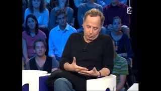 Fabrice Luchini - On n'est pas couché 26 janvier 2008 #ONPC