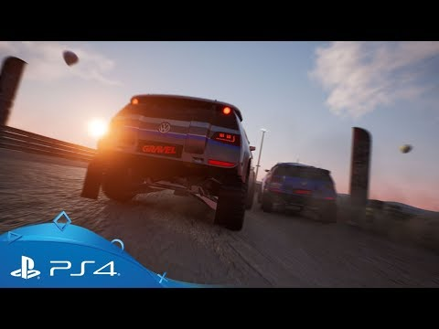 Gravel | Gamescom 2017 Trailer | PS4