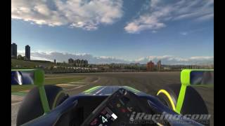 iRacing : OnBoard F1 Race World Record Lap (Interlagos)