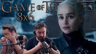 Game Of Thrones Season 8 Episode 6 Reaction Andquotthe Iron Throneandquot Part 1
