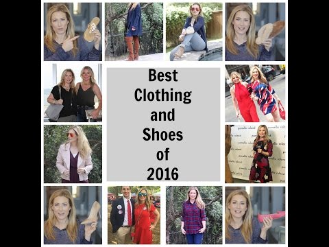 Best of 2016 | Clothing & Shoes | MsGoldgirl
