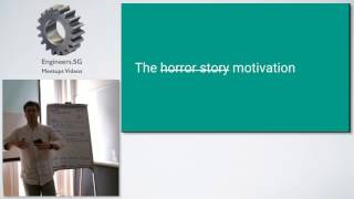 A clean, hierarchical model–view–controller pattern for Android - Pivotal Tech Talks