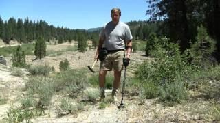 Prospectarea cu detectorul de metale Garrett AT Gold