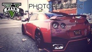 GTA 5 REAL LIFE GRAPHICS MOD (CrystalReality ENB)