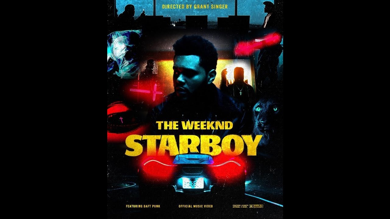 Music Box Cover The Weeknd Starboy Ft Daft Punk