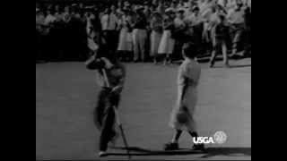 1954 U.S. Women's Open: Babe's Courageous Win