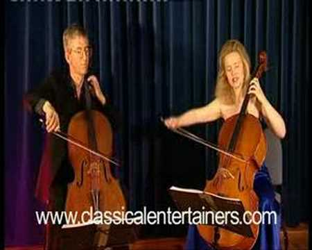 The Classical Entertainers... LIVE! - Bach