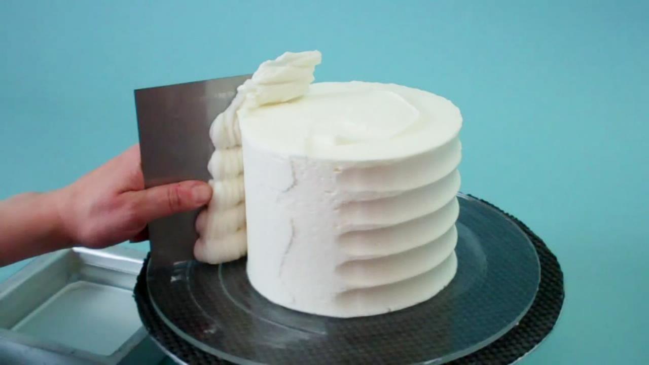 Cake Icing Combs