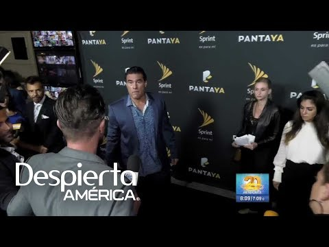 Eduardo Yáñez le pegó una cachetada a un reportero