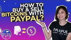 How to Buy and Sell Bitcoins Using Paypal