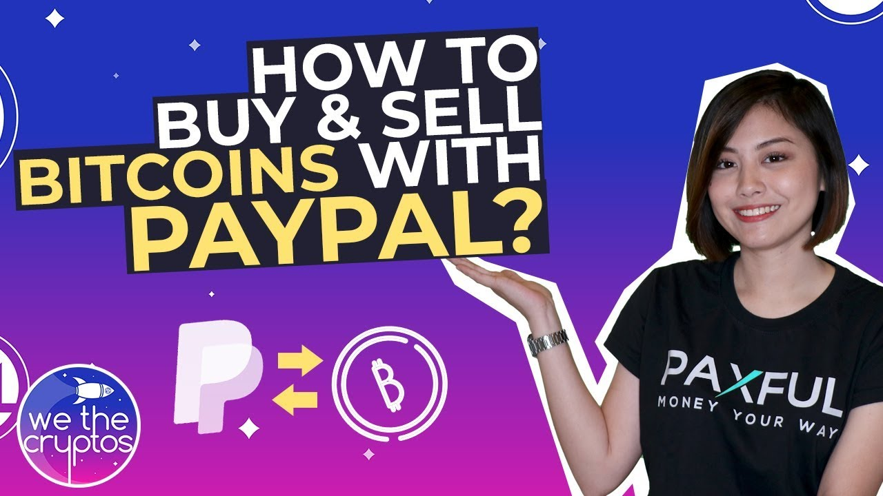 Sell bitcoins with paypal off track betting wildwood nj boardwalk