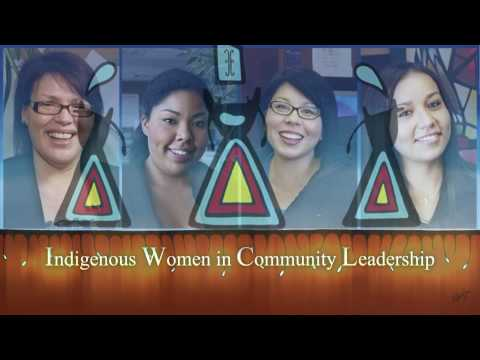 Indigenous Women In Community Leadership program