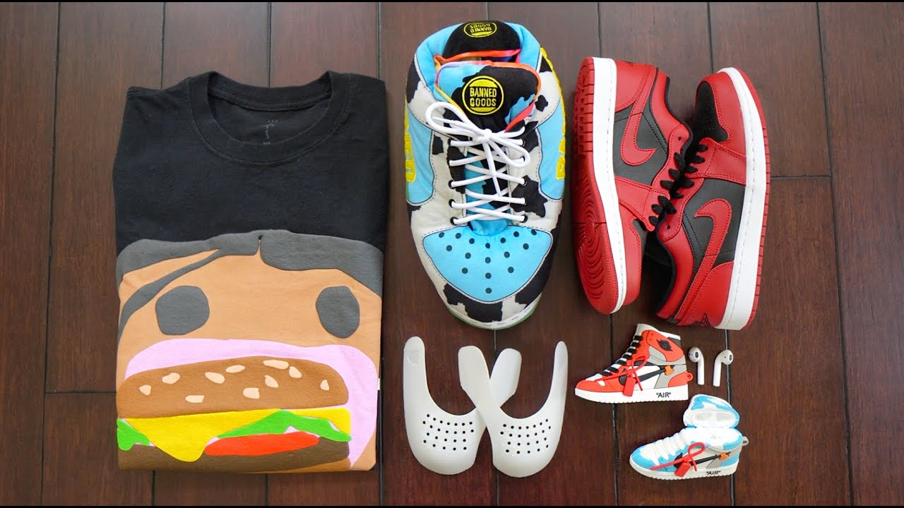 Download The Best SNEAKERHEAD Gift Ideas UNDER $100 (2020 Holiday Edition)