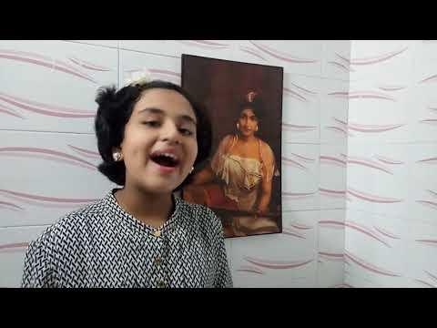 """ pathiravayilla pournami"" by Sreelaya  Sathyan"