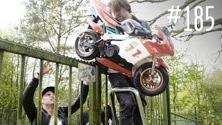#185: Mini Bike Race in een Pretpark [OPDRACHT]