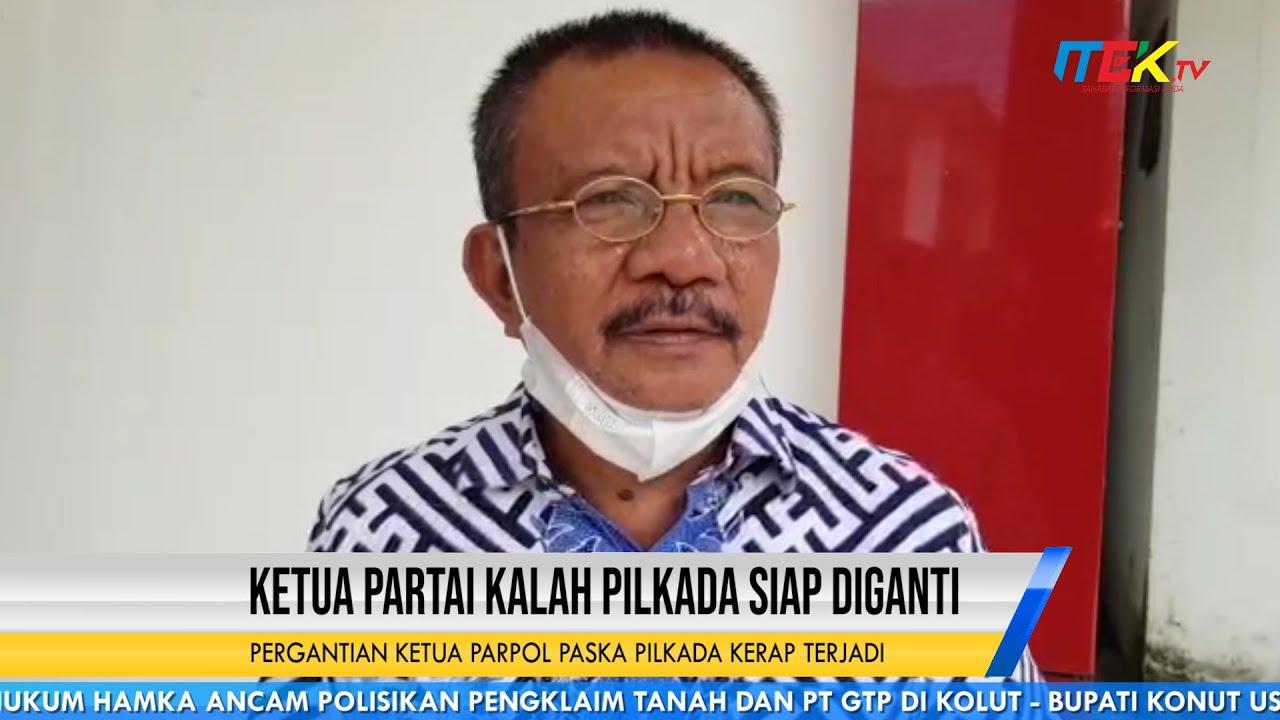 Ketua Partai Kalah Pilkada Siap Diganti