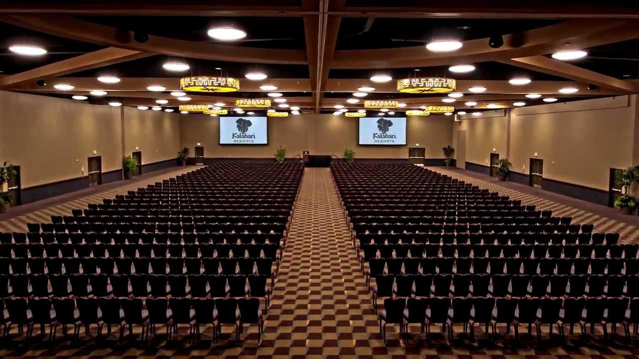Kalahari Resort Convention Center Wisconsin Dells Youtube