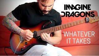 Whatever It Takes (Imagine Dragons) - Guitar Version - Rod Rodrigues