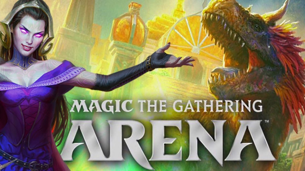 MAGIC The Gathering ARENA is coming to MOBILE!