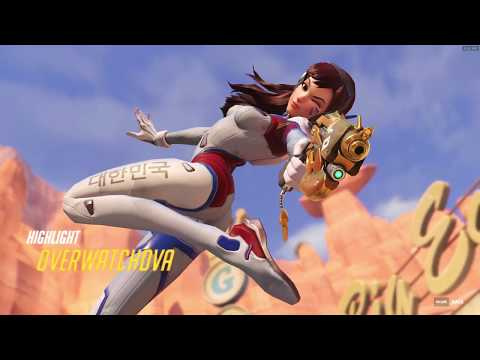 D.VA- Nothing's gonna hold me back!!!!
