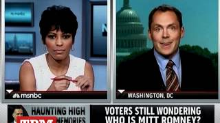 Tamron Hall Kicks Tim Carney Off Her Show