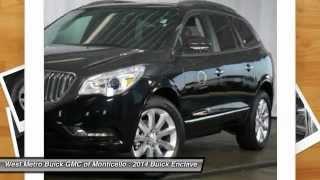 New 2014 Buick Enclave Dealer Serving the Minneapolis & St. Paul MN Area. B14-48